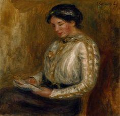 Lisa Papineau: Pierre Auguste Renoir : tableaux représentant des ...