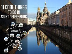 11 Cool Things To Do in Saint Petersburg