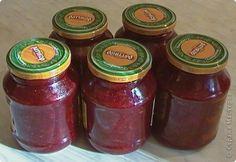 Vaření Workshop vaření řepy salát Recept aka boršč toaletním receptu skla Banky Potravinářské výrobky Photo 1