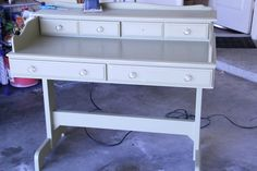 How To Refurbish a Piece Of Furniture For Under $40 For Your Next Weekend DIY Project