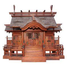 Meiji Period Shinto Shrine (kamidana