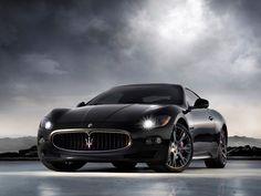 Maserati GT #cars, can't drive, #classic#black