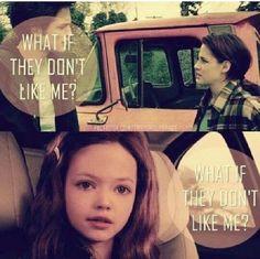 Twilight - Bella Swan -- BDp2 - Renesmee. Madre e hija hacen la misma pregunta.