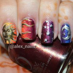 Instagram photo by alex_nails #nail #nails #nailart