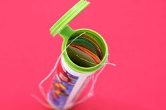 Tube of Mini M, these hold quarters perfectly.  Fill one tube for each child on a road trip and they can buy those little somethings to keep them busy and happy Mini M&ms, Pressed Pennies, Missionary Mom, Walt Disney World Vacations, Care Packages, Daddy Gifts, Tubs, Reuse, Peeps