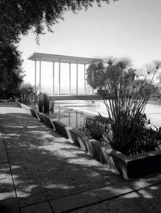 Lutah Maria Riggs, Casa Ludwington, 1957