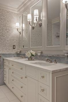 Manhattan Renovations Upper West Side Traditional Luxury Bathroom