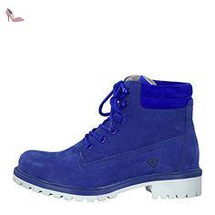 23609, Sneakers Basses Femme, Noir, 37 EUTamaris