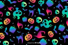 Halloween Clipart, Disney Halloween, Fall Halloween, Halloween Skull, Halloween Camping, Halloween Backgrounds, Halloween Wallpaper, Adobe Illustrator, Scary Images