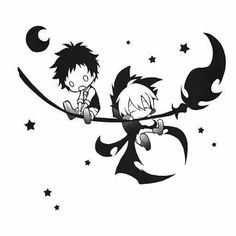 Servamp | Kuro ~ Sleepy Ash x Mahiru Shirota