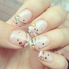 Дизайн ногтей на новый год 2016