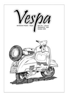 Browse all of the Vespa Girl photos GIFs and videos. Find just what you're looking for on Photobucket Vespa Ape, Piaggio Scooter, Mod Scooter, Vespa Scooters, Electric Scooter, Vespa Logo, Scooter Drawing, Classic Vespa, Vespa Girl