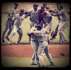 <3 Texas Rangers