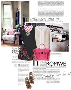 """""""Trust is like a paper. Once it's crumpled, it can't be perfect again."""" by riennise ❤ liked on Polyvore"""