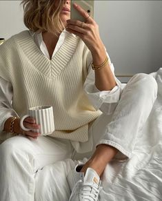 Fall Winter Outfits, Autumn Winter Fashion, Summer Outfits, Trendy Outfits, Fashion Outfits, Womens Fashion, Winter Mode, Mode Inspiration, Looks Style