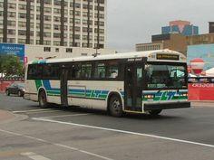 GM Classic bus
