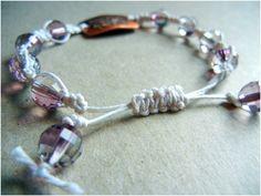 Shamballa style macrame bracelet tutorial Top 10 Mystical DIY Shamballa Style Bracelets