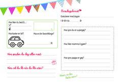 Kalenderbok for familien - Vinn en til deg selv og en vennine.no Map, Birthday, Party, Kids, Young Children, Birthdays, Boys, Location Map, Parties