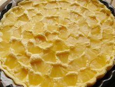 Receita de Tarte de Ananás - http://www.receitasja.com/receita-de-tarte-de-ananas/