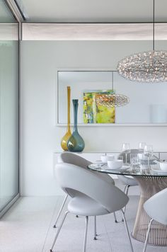 Platner Dining Table   Cooper House   Design Milk