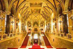 BUDAPEST- PARLAMENT