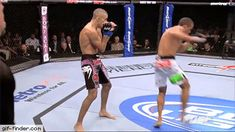 Greatest kick in UFC history