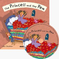 The Princess and the Pea (Flip Up Fairy Tales) by Jess Stockham
