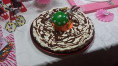 Torta brownie con bunny