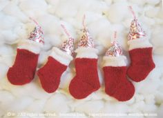 Leuke Lintjes: Kerstsok als cadeaudecoratie