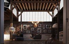 Craftelement    Infographie pour créateurs d'espaces   loft Architecture, Loft, Urban Planning, Infographic, Spaces, Landscape, Arquitetura, Lofts, Architecture Design