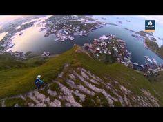 Sommergleder på Ballstad i Lofoten Hattvika Lodge Norway Travel, Lofoten, Fishing Villages, Inspirational Videos, Trip Planning, Adventure Travel, Tourism, Surfing, Island