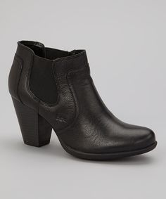 Take a look at this b.o.c Black Harper Bootie on zulily today!