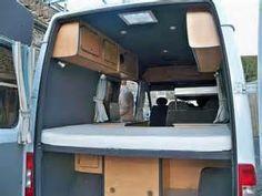 Mercedes Sprinter Garage Conversion