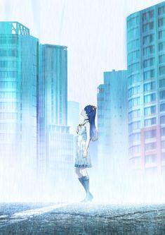 Shoumetsu Toshi (lit. The Lost City) Anime Visual