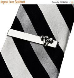 Uterus Tie Clip - Vagina - Tie Bar - Tie Clasp - Business Gift - Handmade - Gift Box Included