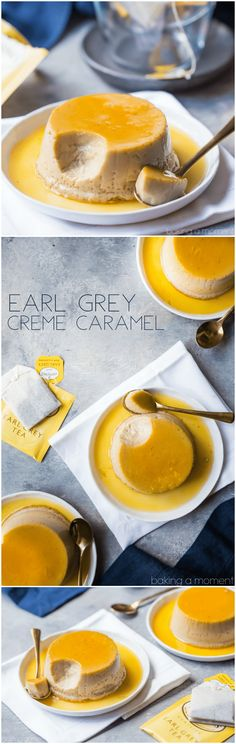 You won't believe how easy it is to make this fancy-sounding Earl Grey creme caramel! And the flavors work so beautifully together!