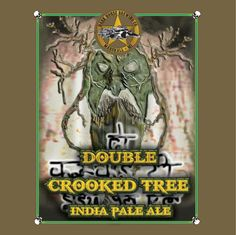 Dark Horse Brewing Co. Double Crooked Tree IPA