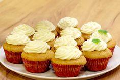 Mrkvové cupcakes