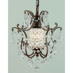 Murray Feiss Maison De Ville 1 Light Mini Chandelier | Wayfair