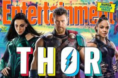 Thor: Ragnarok – Veja as primeiras imagens de Thor, Hella, Loki e outros