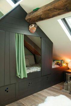 comment avoir une belle lit en bois comme une cabane