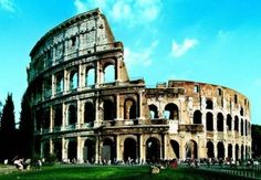 Colosseum in Rome  :)