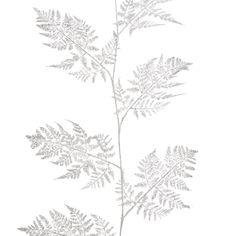 Ghirlanda de Craciun Fern Garland  150CM -Alb Ferns, Best Sellers, Garland, Abstract, Artwork, Summary, Work Of Art, Auguste Rodin Artwork, Artworks