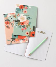 10 stylish back to school notebooks   Style at Home