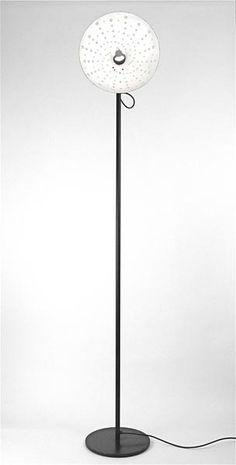 Custom lamp shade designed and built by robert cain photo by floor lamp designed by robert m cain architect aloadofball Choice Image