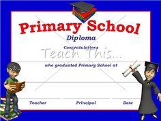 Primary School Diploma