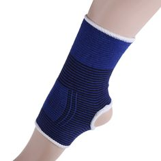 2 X Elastic Ankle Brace Support Band Sports Gym Protects Therapy * Click image to review more details.