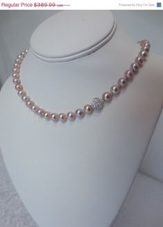 ON SALE 14kt White Gold 7 And a Half by RLGemstoneElegance on Etsy