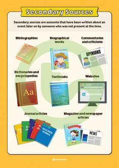 Teaching Resource: A poster providing the definition and some examples of secondary sources. Teaching Geography, Teaching History, Teaching Resources, Primary And Secondary Sources, Genius Hour, History Classroom, Passion Project, Project Based Learning, Natural Disasters
