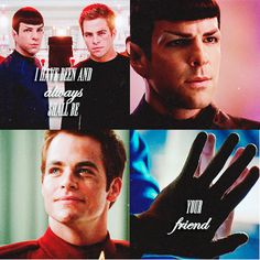 star trek into darkness, one of the best motion pictures of all time!